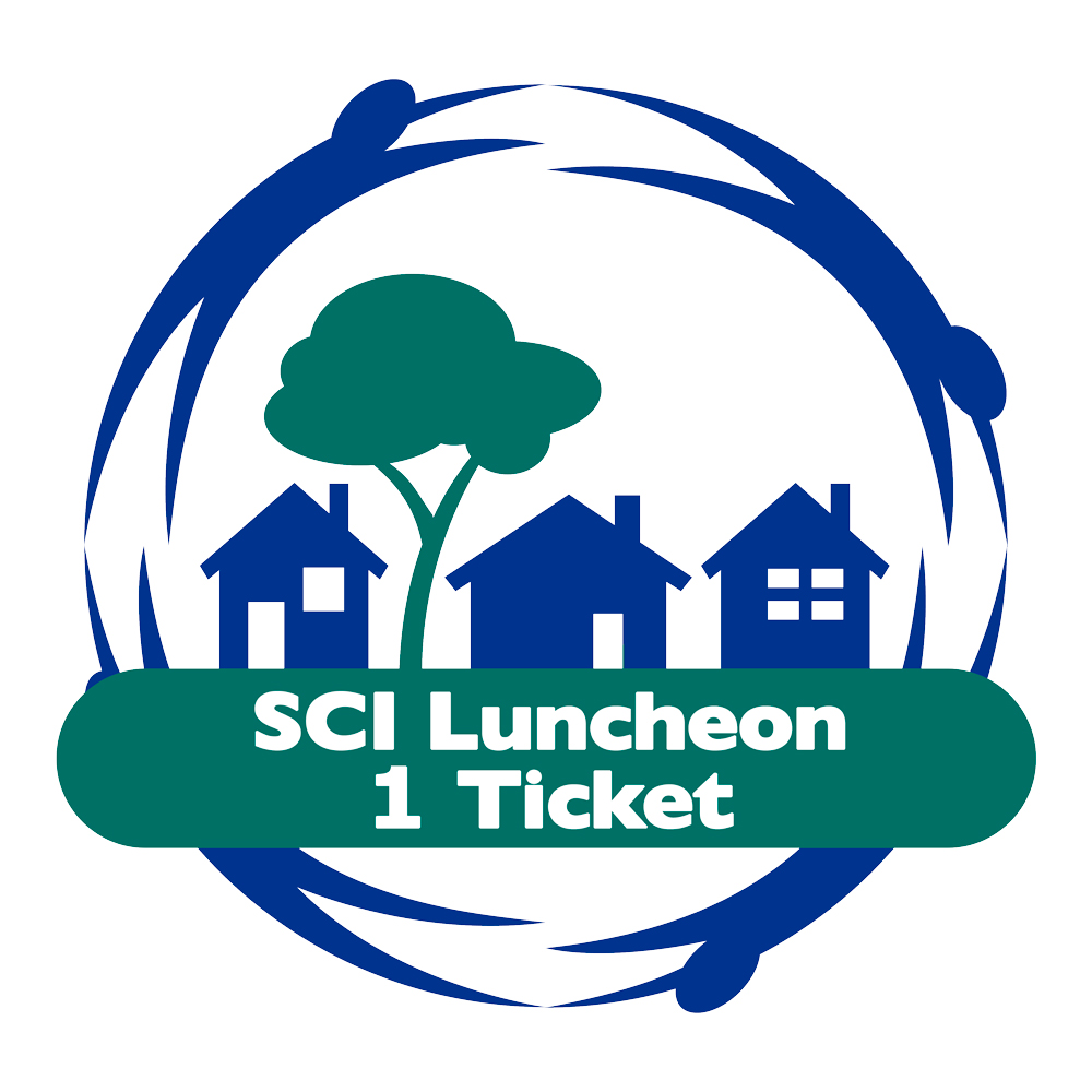 1 Ticket to the SCI Luncheon