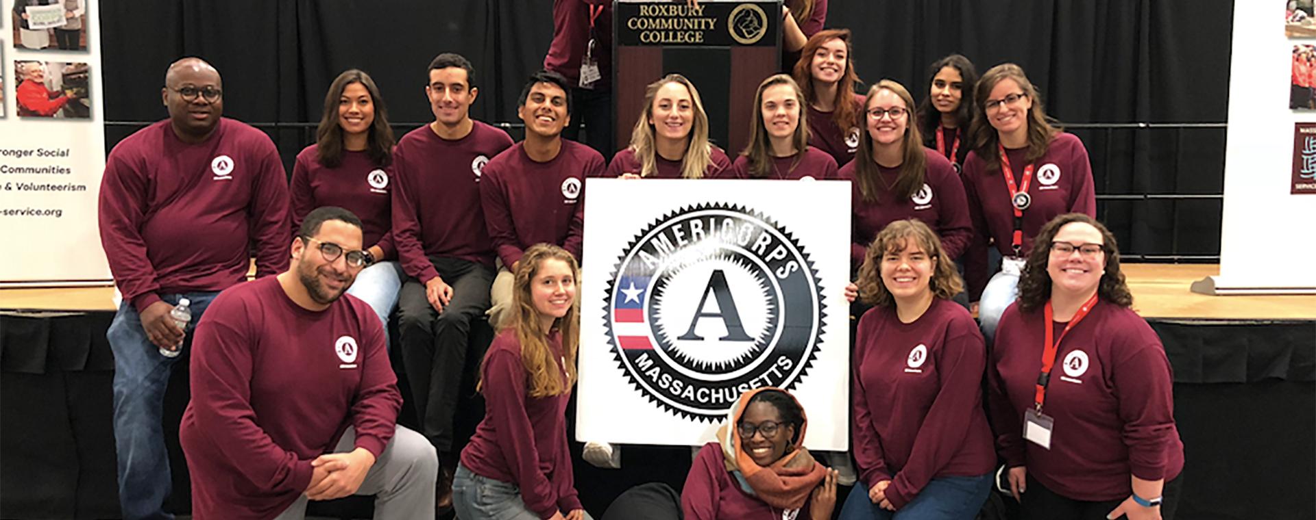 SCI AmeriCorps Members
