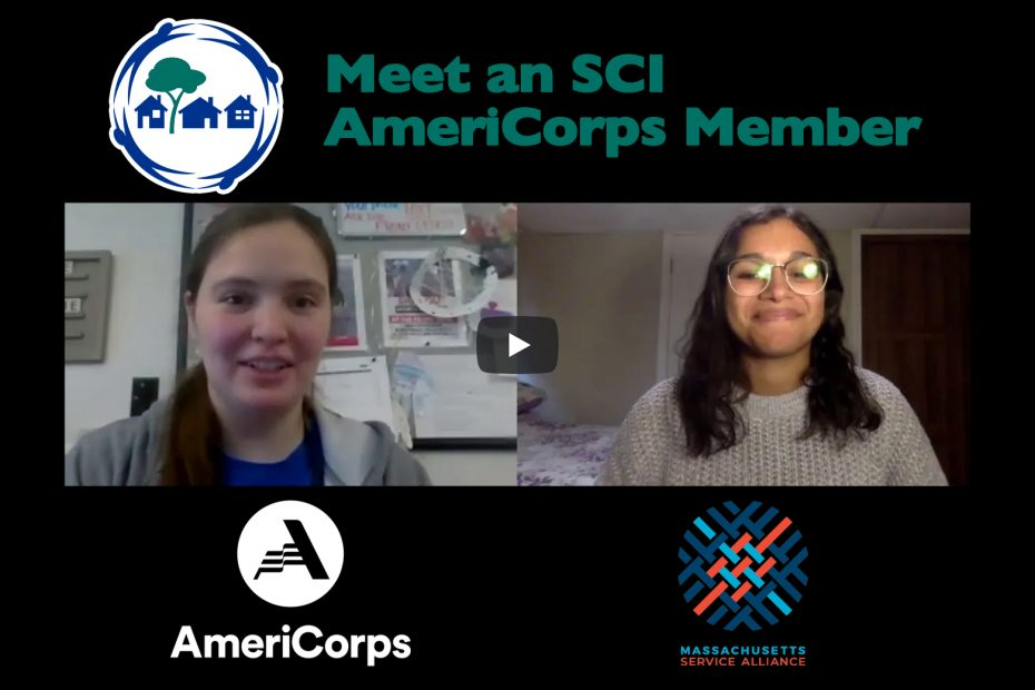 Meet an SCI AmeriCorps Member