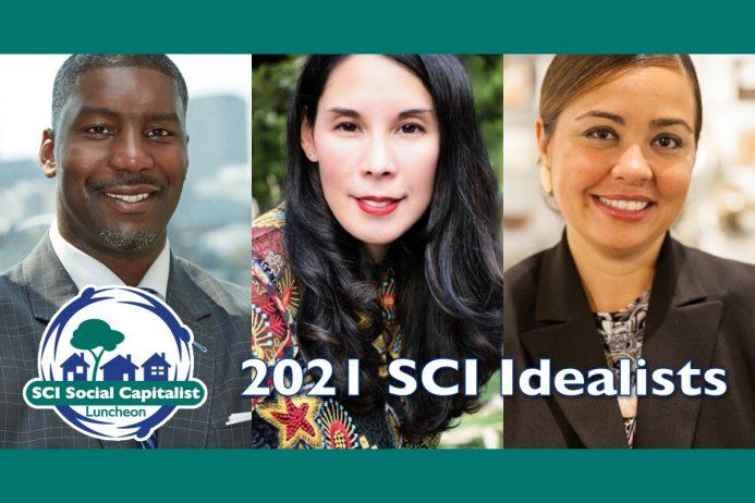 Announcing the 2021 SCI Idealist Award Recipients