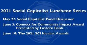 2021 Social Capitalist Luncheon Series