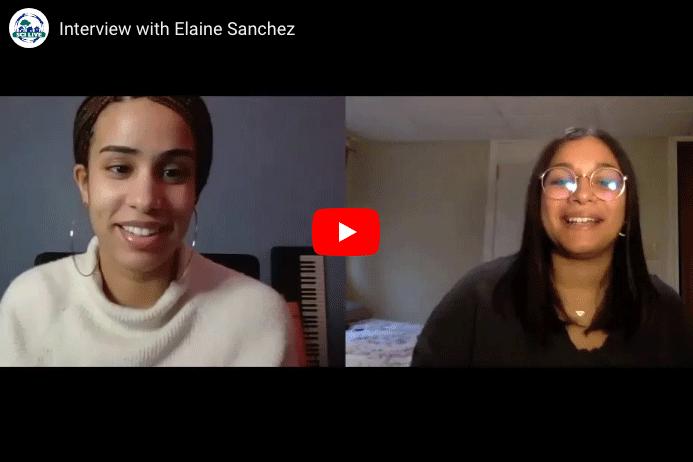Elaine Sanchez Interview