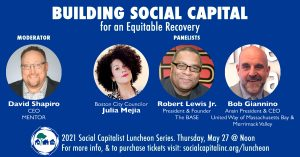 Building Social Capital Panelists