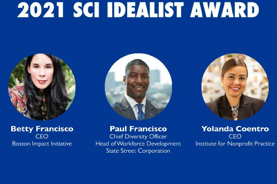 2021 SCI Idealist Award